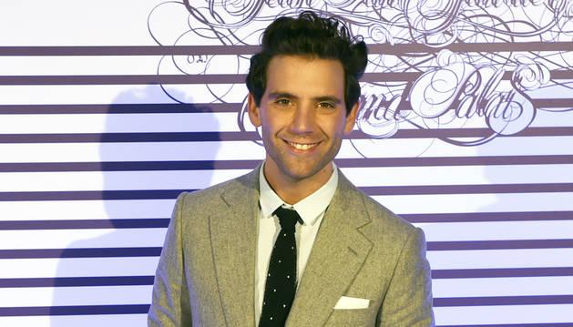 El cantante Mika.
