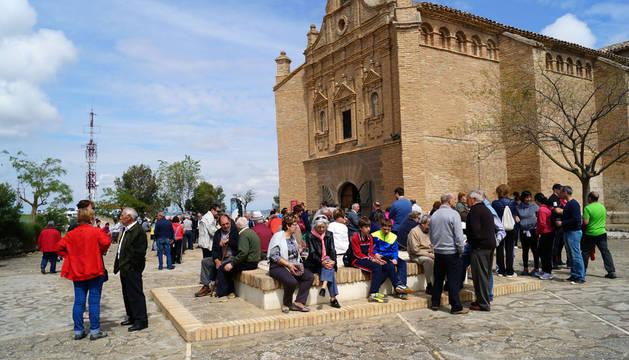 Este lunes se celebra la Romería a la Virgen del Yugo