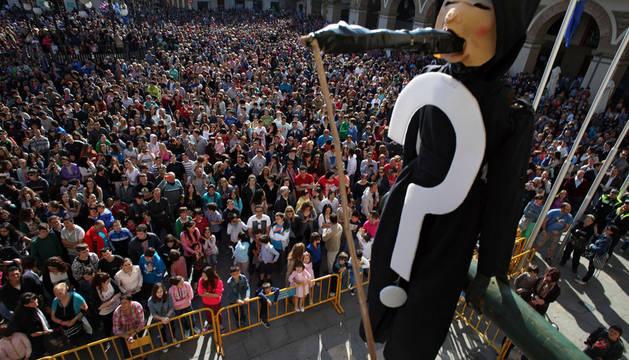 Tudela representa el sábado la función del Volatín