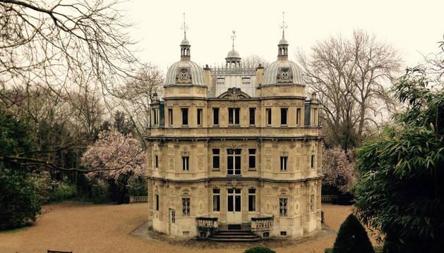 El palacete que hizo construir Alejandro Dumas.