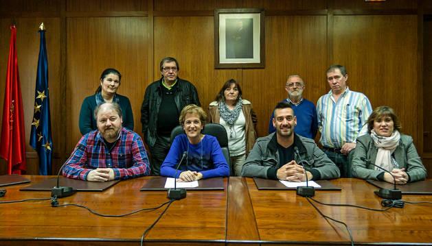 Acuerdo con hosteleros para las prácticas de la escuela taller