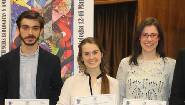 Premian a varios estudiantes de la UN  en un encuentro científico