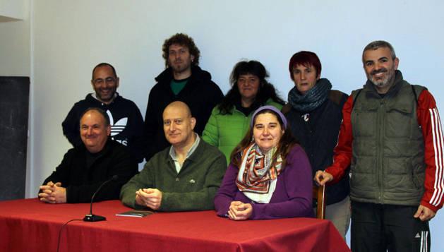 José Antonio Roncal, candidato a la alcaldía de Cascante por CIC