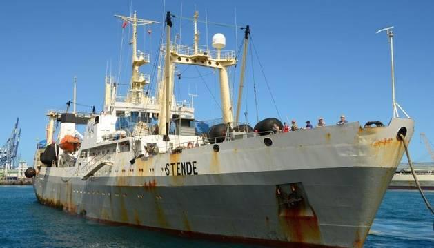 Fallecen 56 marineros por el hundimiento de un pesquero ruso