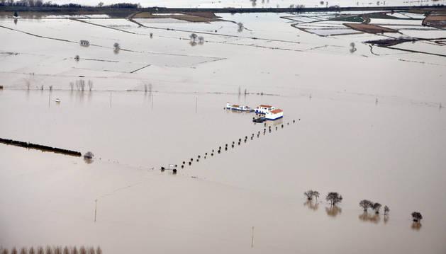 Ocho municipios valoran en más de 7,5 millones los daños por las riadas