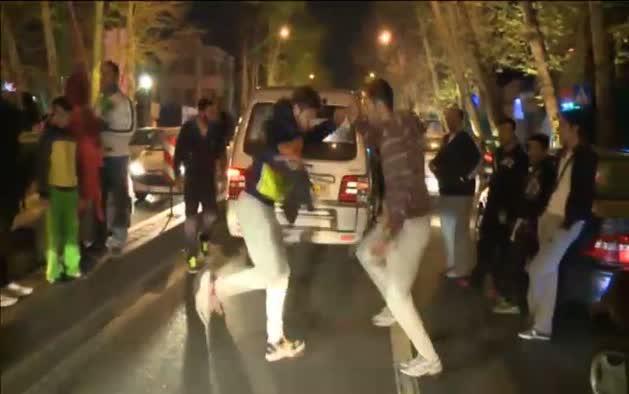 Alegría en Teherán por el pacto nuclear