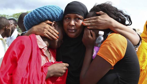Conmoción en Kenia el día después del ataque a la universidad