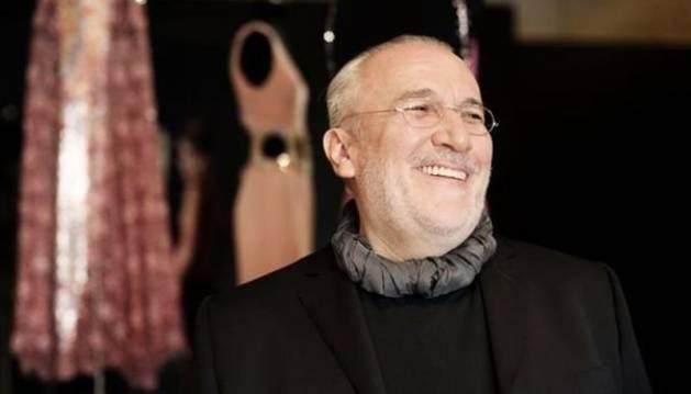 Muere en Madrid el diseñador Pedro del Hierro a los 66 años