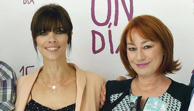 Gracia Querejeta y Maribel Verdú.