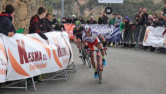 XVII GP Miguel Induráin 2015 (I)