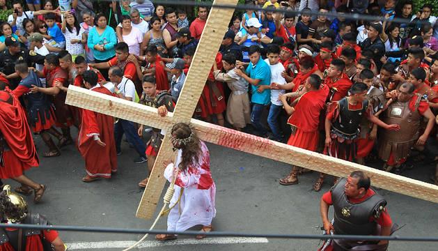 Veneración en el estado mexicano de Iztapalapa