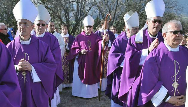 Las vocaciones sacerdotales se mantienen en Navarra