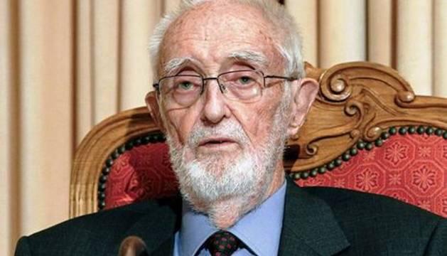 José Luis Sampedro en 2010