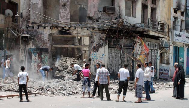 Desde el pasado 26 de marzo, día del inicio de la 'Operación Firmeza', han muerto al menos 185 personas.