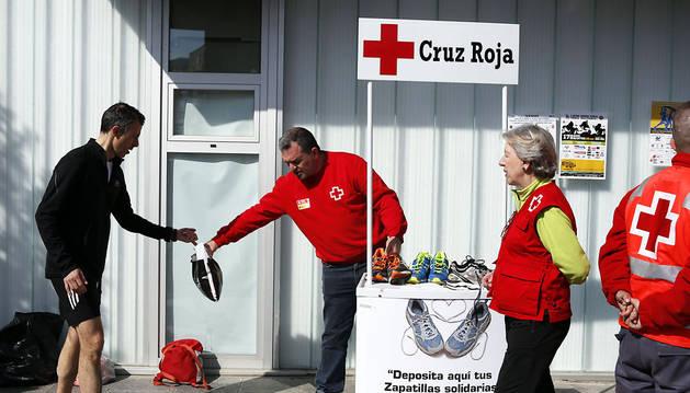El año pasado la beneficiaria fue Cruz Roja. Este año lo será París 365.