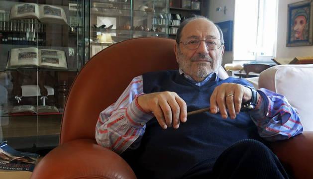 Umberto Eco.