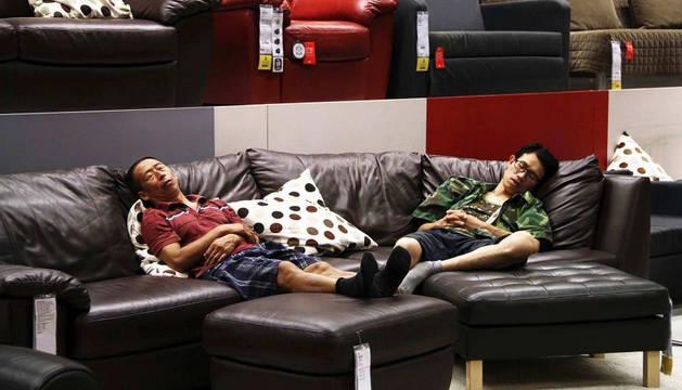 El Ikea de Pekín prohíbe a sus clientes