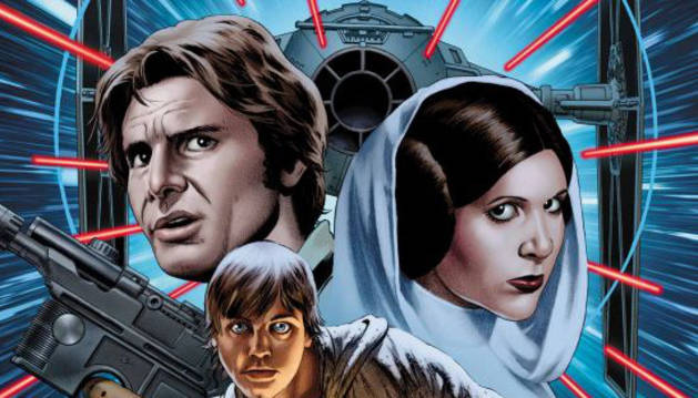 Llega a España el primer número de 'Star Wars'