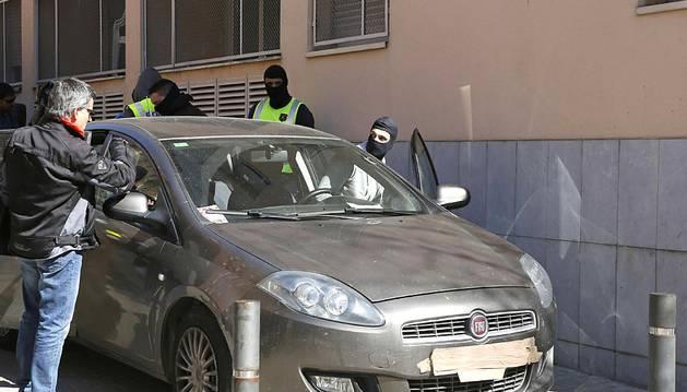 Los Mossos d'Esquadra han detenido a once personas por presunto yihadismo este miércoles en varias localidades catalanas. Al parecer, tenían la