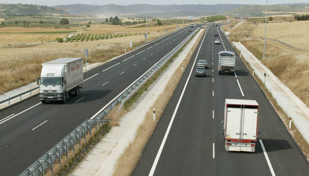 Los conductores quieren aumentar la velocidad en las autovías
