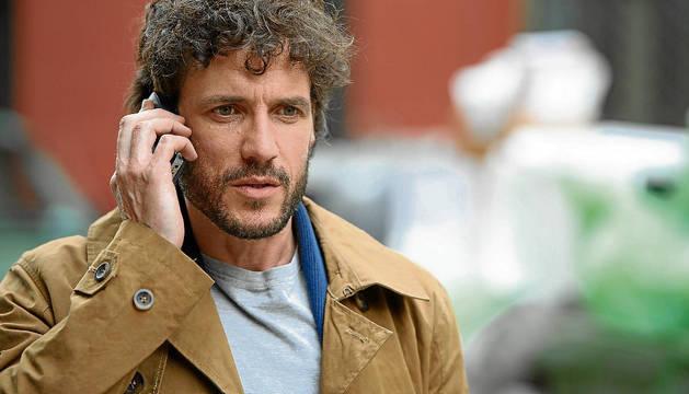 Daniel Grao, actor en 'Sin identidad'.
