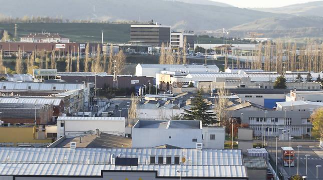 Landaben podrá acoger hoteles, concesionarios y zonas deportivas