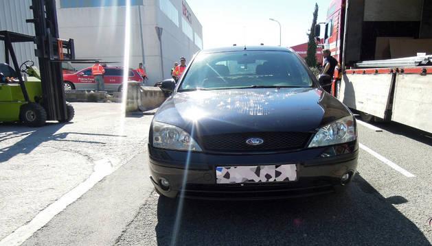 Muere un hombre en un accidente de tráfico en el Polígono de Mutilva