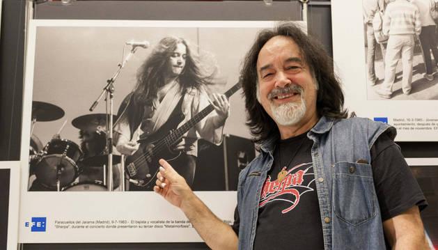 Una exposición trae al presente el rock duro de España