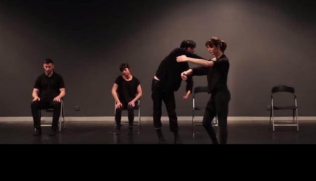 'No half measures' de Taiat Dansa, este 9 de abril en el Centro Huarte