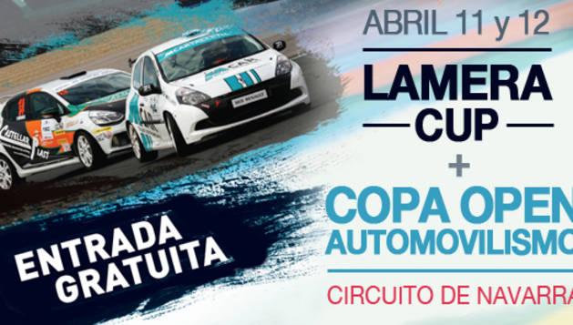 Lamera Cup y Copa Open, en Los Arcos
