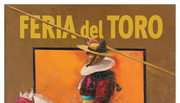 Un picador anuncia la Feria del Toro 2015