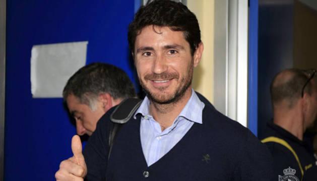 Víctor Sánchez, nuevo técnico del Deportivo.