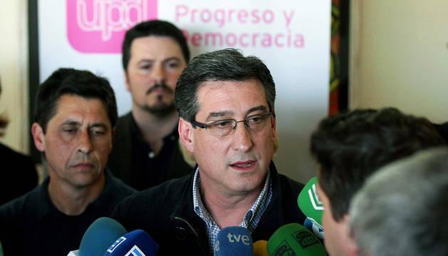 Ignacio Prendes, exdiputado en Asturias de UPyD.