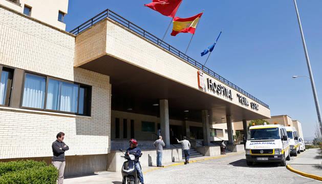 El hospital de día oncológico de Tudela pasará a tener el doble de superficie