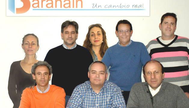 Impulsan una agrupación de electores para concurrir a los comicios en Barañáin