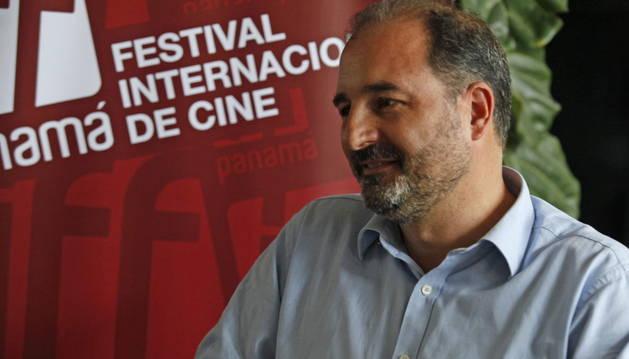 El productor de 'Ocho Apellidos Vascos', Álvaro Agustín.