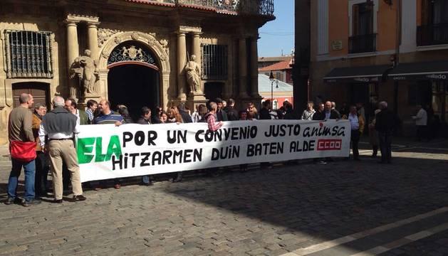 Nuevas jornadas de huelga en Animsa por un