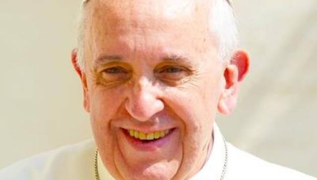 La foto de perfil del Papa en Twitter.