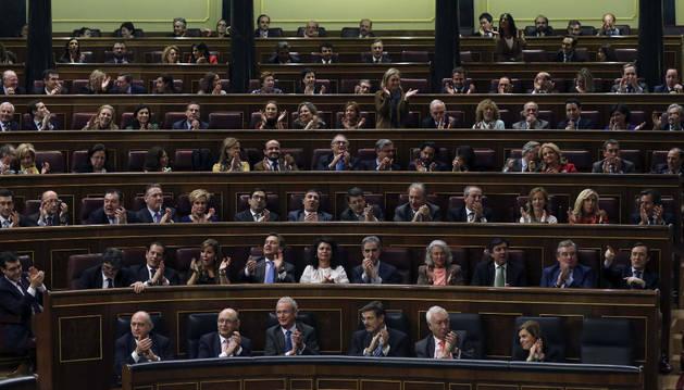 El Congreso exige a Nicolás Maduro la libertad de los presos políticos