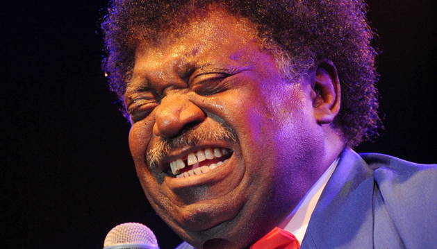 Muere Percy Sledge, la voz de 'When a man loves a woman'