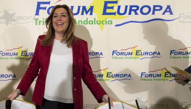 Los partidos se enrocan y atascan la investidura de Susana Díaz