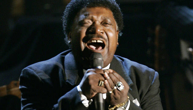 Percy Sledge, voz de 'When a man loves a woman'.