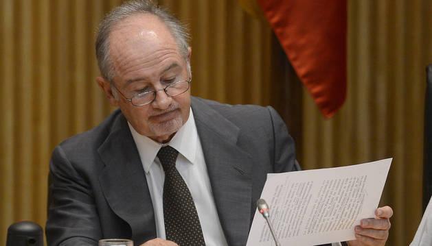 La Agencia Tributaria registra el domicilio en Madrid de Rodrigo Rato