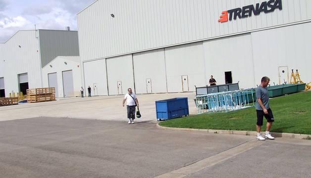Trenasa de Castejón anuncia el despido de 33 de sus 68 trabajadores
