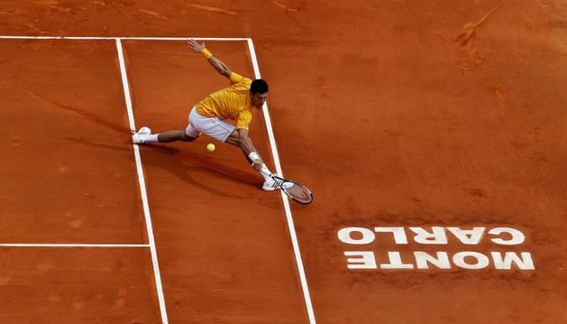 Djokovic, contra Nadal