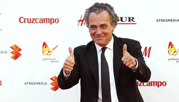 José Coronado, en el festival de cine de Málaga.
