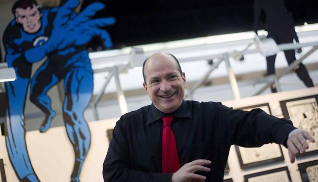 El astrofísico David Saltzberg, asesor de 'The big bang Theory'.