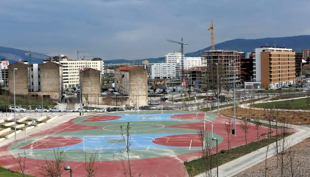 El Ayuntamiento retirará las vallas que rodean el parque Norte la próxima semana y los ciudadanos podrán disfrutar de sus 93.000 metros cuadrados.