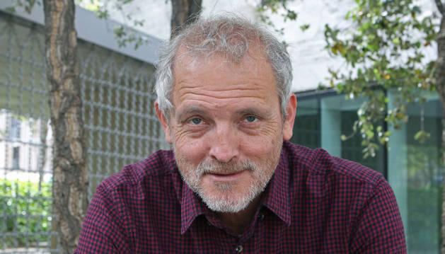 El actor y escritor Jordi Rebellón.