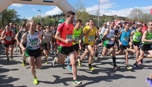 XXVI Carrera Popular de Hiru-Herri 2015 (I)